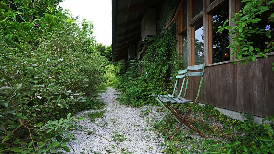 BE NATURAL (ビー ナチュラル) アンティーク椅子