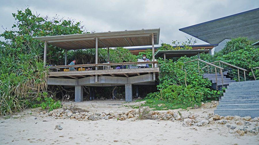 星野リゾート バンタカフェ